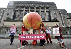 FREE PICTURE Climate Emergency Demonstration 02