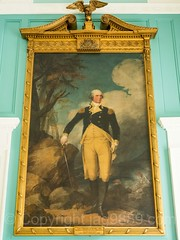 Governor George Clinton Painting (1791) by John Trumbull, New York City Hall, Lower Manhattan, New York City