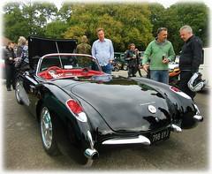 '57 Chevrolet Corvette Convertible fuel injection