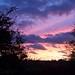 5608 Ynys Môn sunset