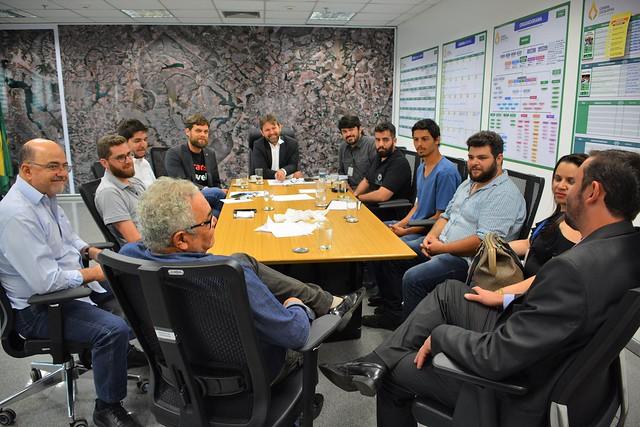 Reunião para definição de Políticas Legislativa para Cerveja Artesanal do DF.