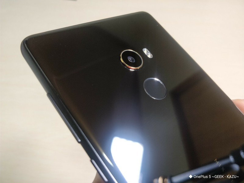 Xiaomi mi mix 2 開封レビュー (18)