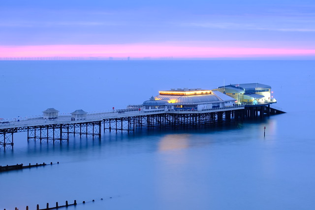 The View From My Room - Cromer Pier