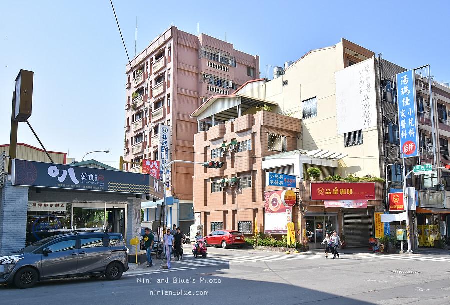 員林美食O八韓食 式料理01