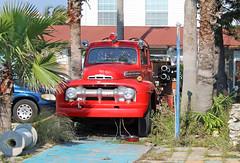 Classic Fire Truck