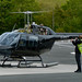Agusta Bell AB206B JetRanger II G-SPEY Trebrownbridge 20-10-12