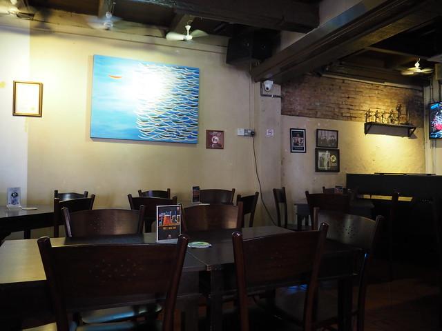 PA145066 ジオグラフィーカフェ(Geographer Cafe) malaysia マレーシア マラッカ melaka マラッカカフェ ひめごと