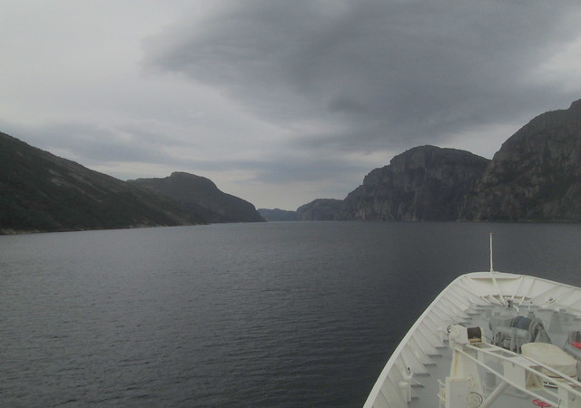 Lysefjord, other angle