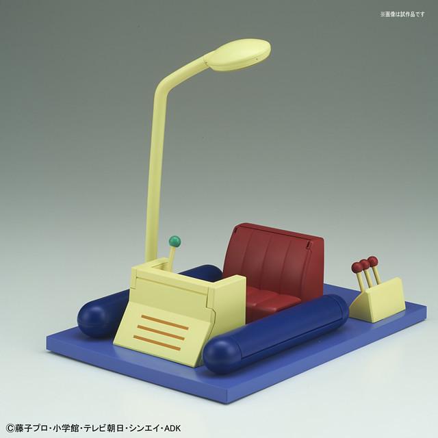 22世紀最先進科技完全公開!Figure-rise Mechanics《哆啦A夢》 時光機 タイムマシン