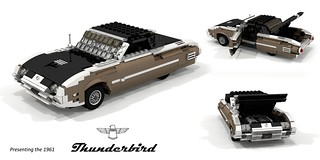 Ford 1961 Thunderbird Hardtop