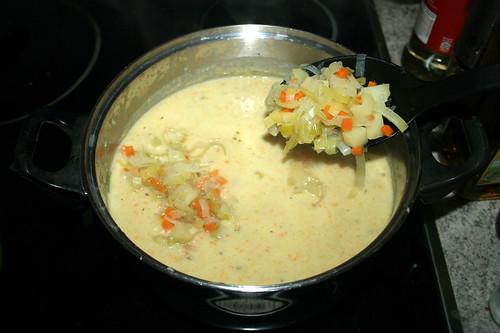 37 - Gemüse wieder hinzufügen / Add vegetables again
