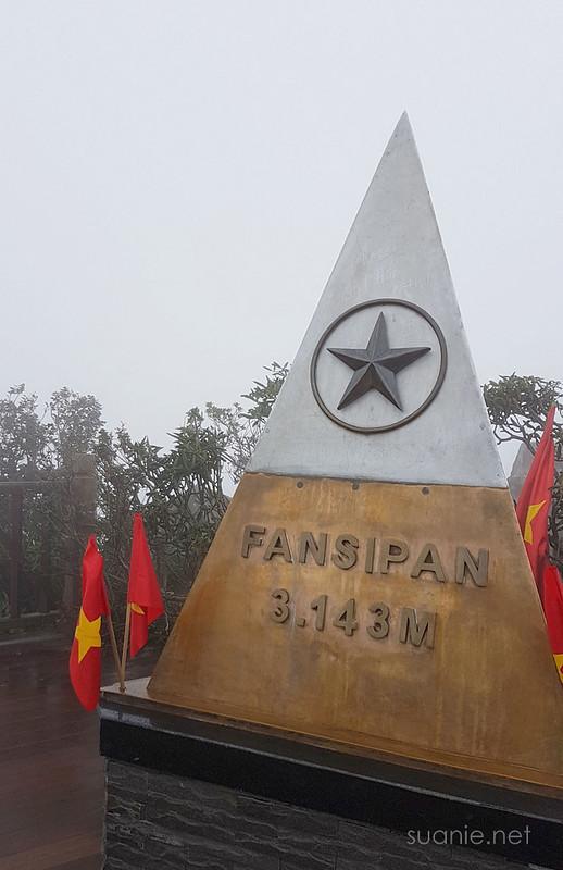 Sapa, Fansipan - peak