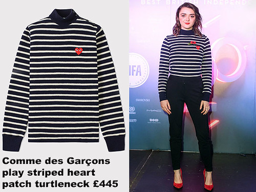 Comme-des-Garçons-play-striped-heart-patch-turtleneck