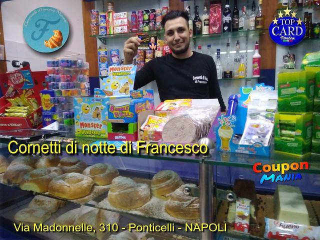 CORNETTI DI NOTTE da Francesco - Via Madonnelle, 310 - Ponticelli-NAPOLI