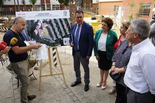 Foto alcalde inversiones Triana