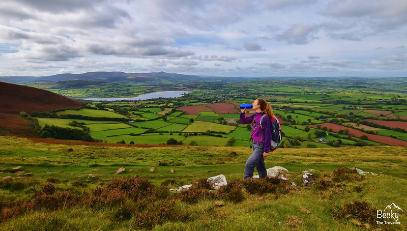 Bwlch hike - Brecon Beacons