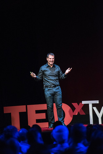 TEDxTysonsSalon @ Wolf Trap (Len Forkas)