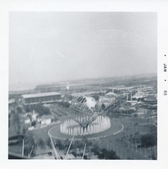 1964/1965 New York World's Fair - View from New York State Tower