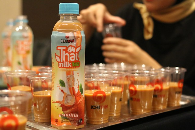 photo product - Ichitan Thai Milk Tea