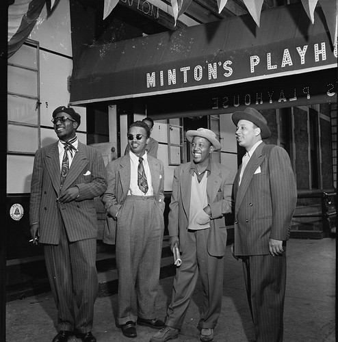 Monk at Minton's (c. 1940s)