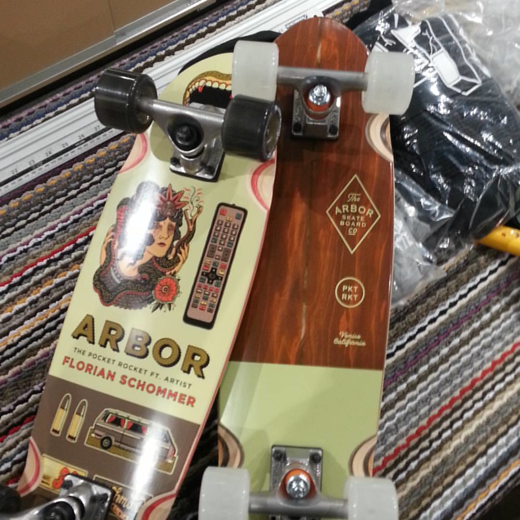 Love these Arbor Pocket Rockets! #arborskateboards #skateboarding #boarderlabs
