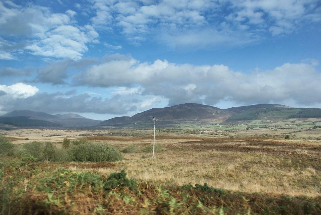 Dans la moitié sud de l'île d'Arran.