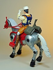 Mattel – Fantastic World of Bravestarr Toys – Reignited Passion – Vintage & Fragile – Thirty/Thirty – Back In Action! – Horse Form 2