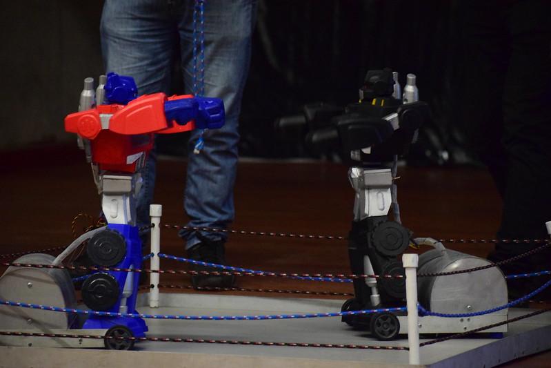 Box de Robots