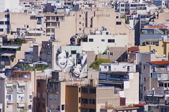 Greece - Athens Skyline Detail