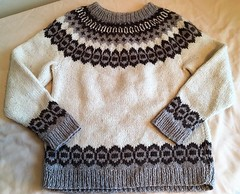 Fishermans icelandic wool jumper