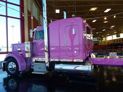Prowler Semi Truck.