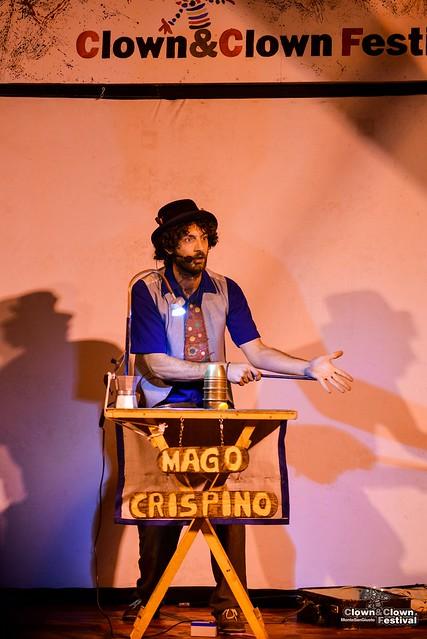 Mago Crispino - Clown&Clown Festival 2016