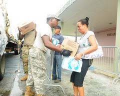 Mississippi and Virgin Islands National Guard