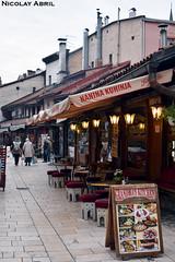 Kundurdžiluk Street in Sarajevo