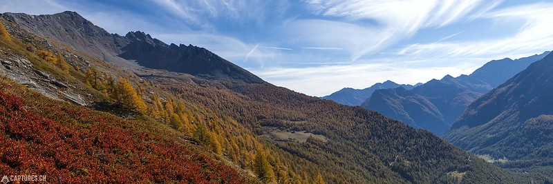 The colors of fall - Simplon