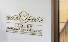 Luxury Matchmaking Services door label