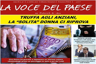 Noicattaro. Prima pagina n. 37-2017 front