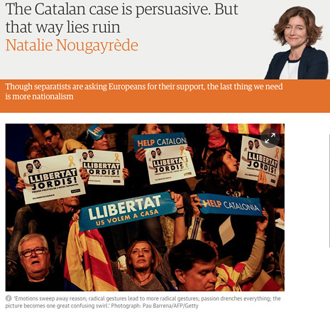 17j21 Ni Rajoy es Franco ni Puigdemont es mandela ni las mentiras Uti 465