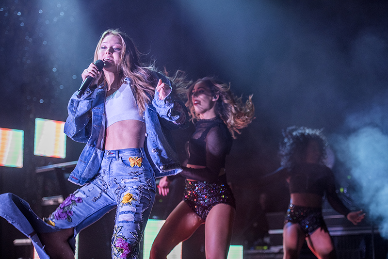 Zara Larsson at The O2 Apollo Manchester