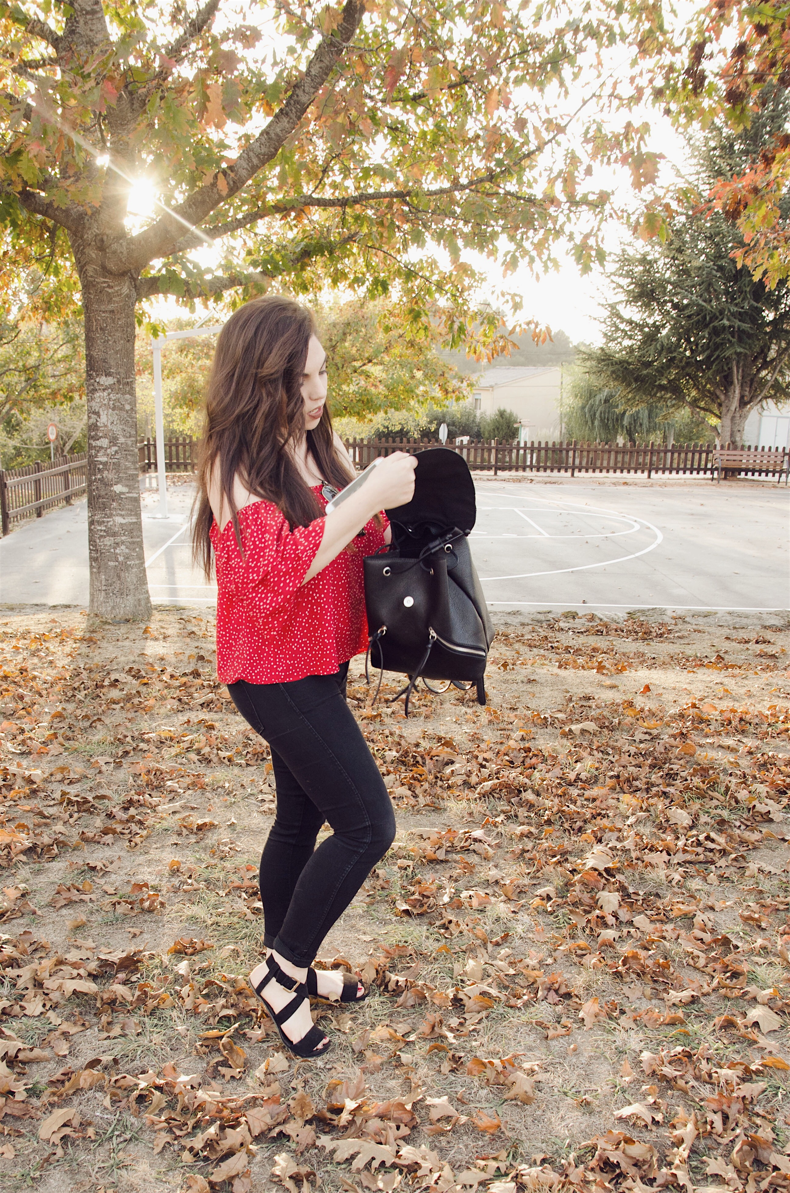 Look para un otoño con calor
