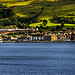 Largs from the Ferry