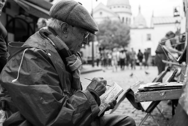 Parisian artist