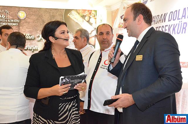 6. Alanya Belediyesi ve Altın Kepçe Uluslararası Yemek Yarışması başladı-3