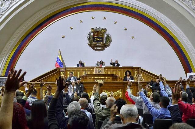 Venezuela: Assembleia Nacional Constituinte convoca eleições municipais