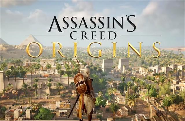Η πίστη του Assassin's Origins