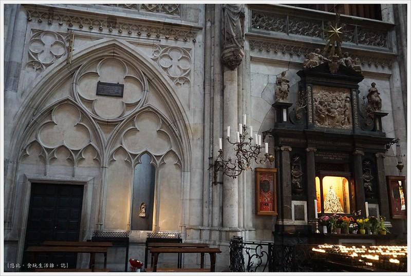 科隆大教堂-75-內部