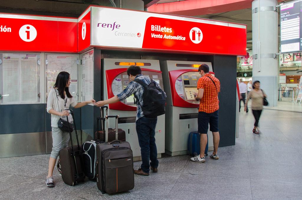 Venta de billetes de tren online dating