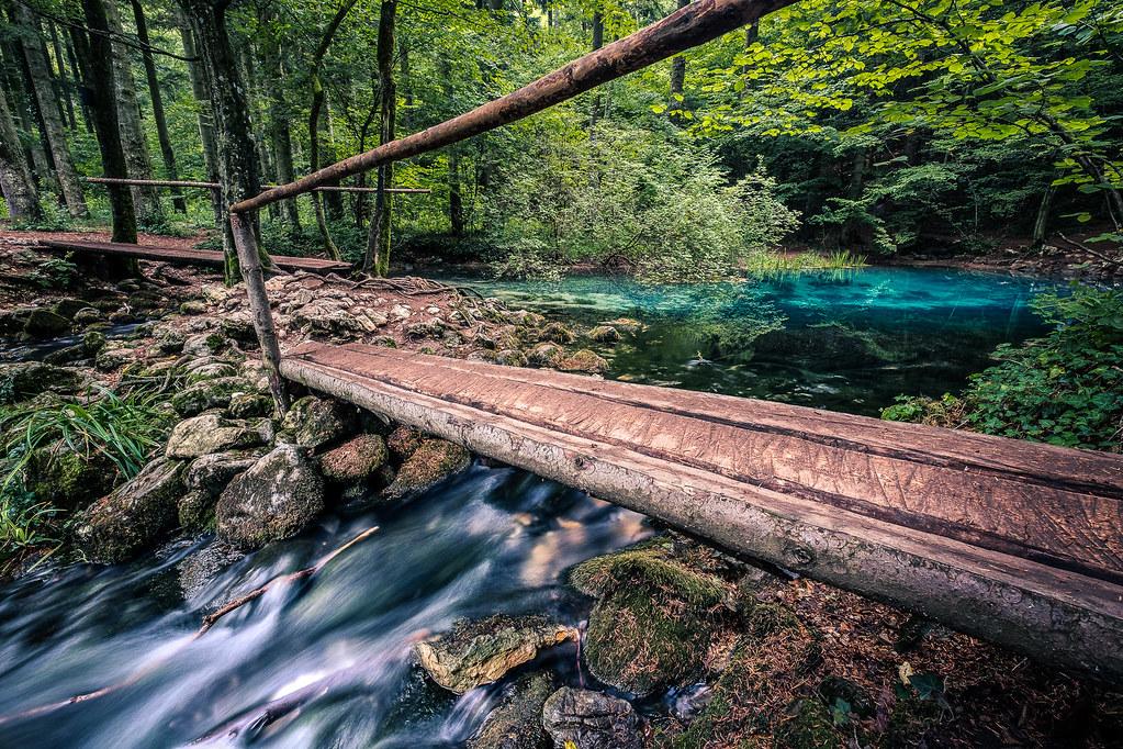 The little bridge - Romania - Landscape photography