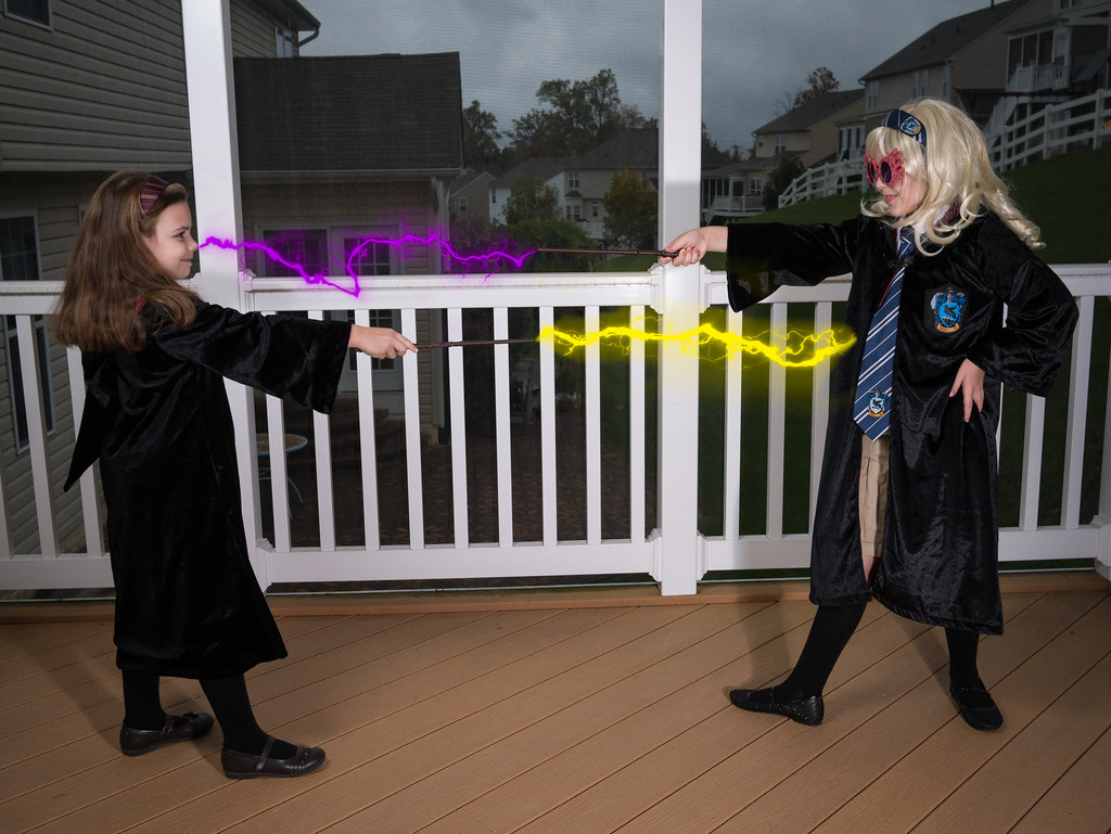 Cast your spells