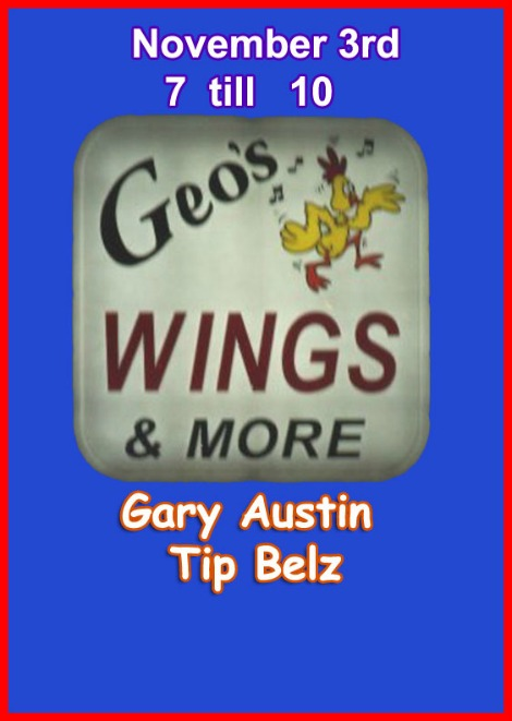 Gary Austin, Tip Belz 11-3-17